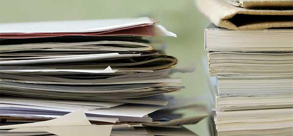 Reducing Paper Consumption Tips | Help Planet Energy Consumption