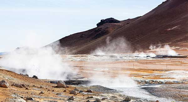 Geothermal Energy What is it and How Harnessed - ground giving off energy