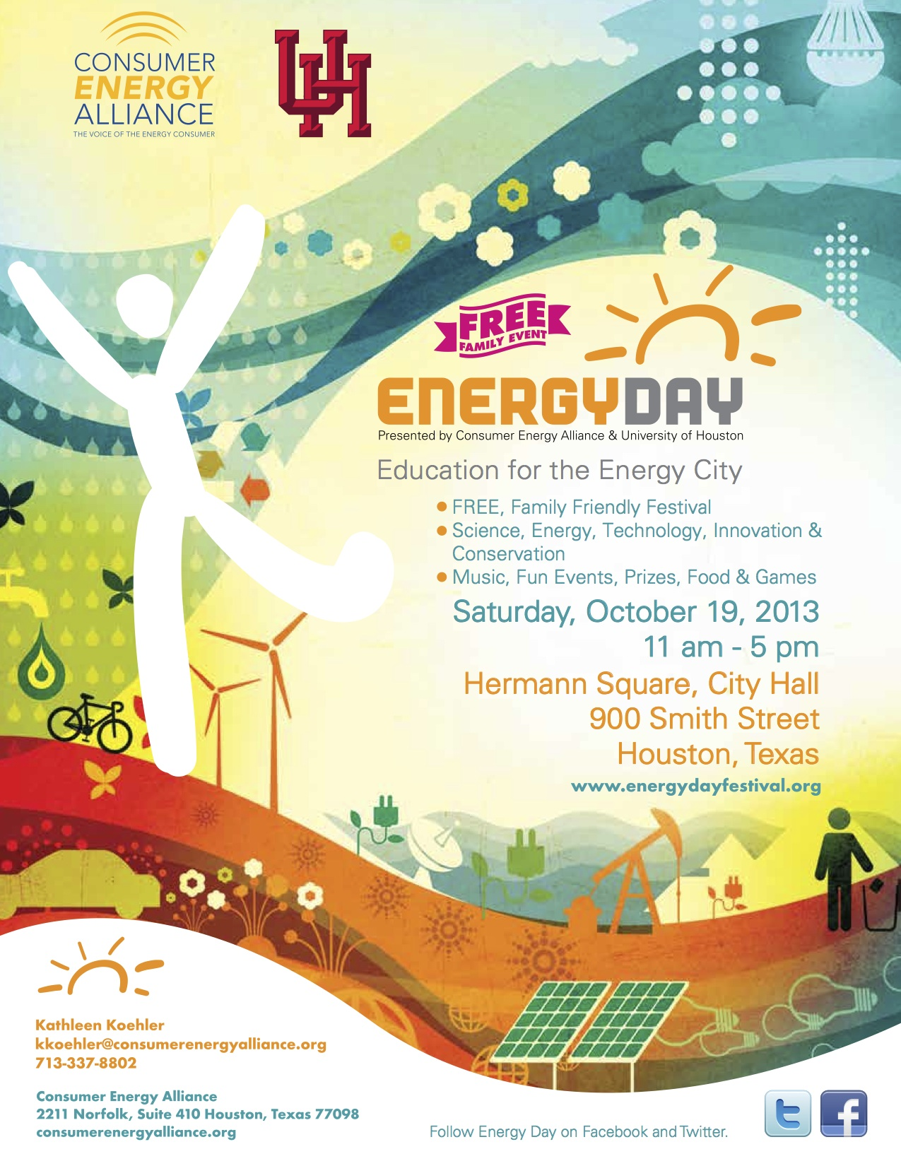 Save The Date: Join Just Energy At The Energy Day Festival
