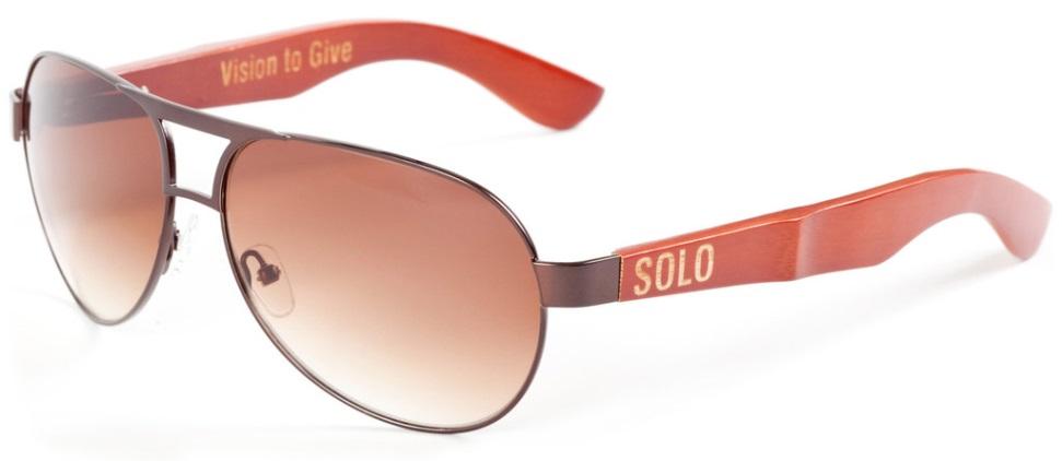 Eco-friendly Solo Eyeware
