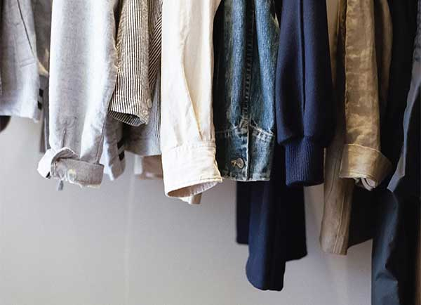Spring Cleaning for Environment   Old Clothes