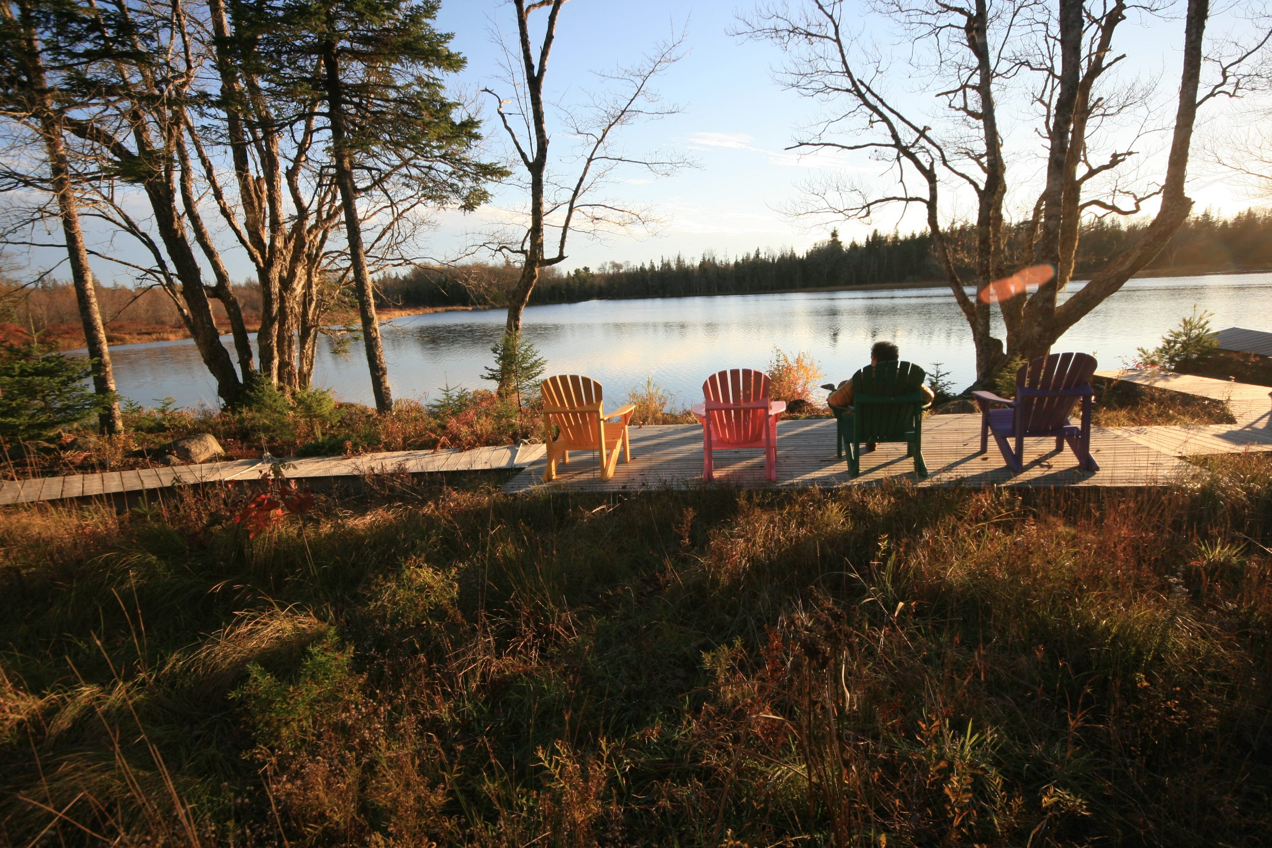 Trout Point Lodge | Green Hotels in Canada
