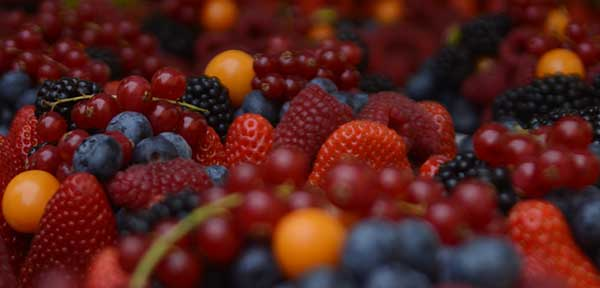Healthy and Happy Fruits and Vegetables Eco-friendly Living | fruit basket