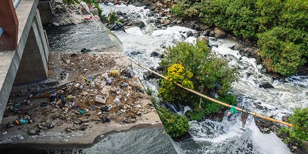 Hazardous Waste Disposal | Eco-Friendly Advice - sewer image