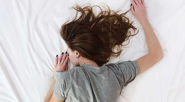Sleep Remedies | Woman Getting Good Night Sleep