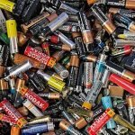 Remember to Recycle Old Batteries