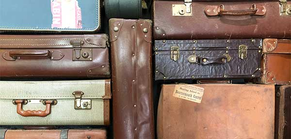 Eco-Friendly Tips and Ideas - Suitcases