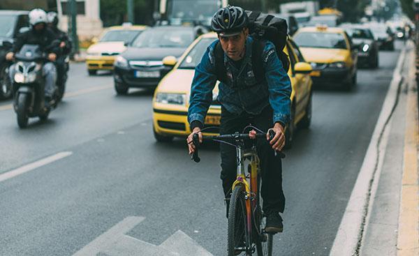 Biking to Work Safety Tips | Minimalist Lifestyle