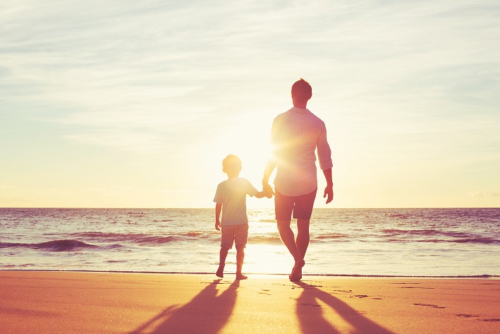 Eco-friendly | Father's Day Gift Ideas - Father and Son image
