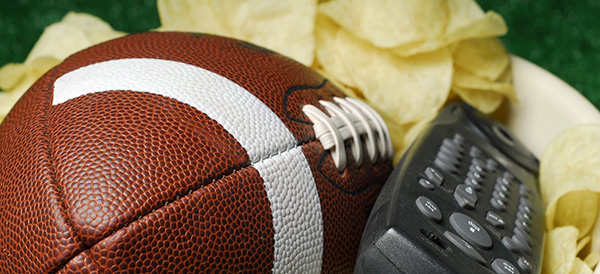 Save Energy and Watch the Big Game