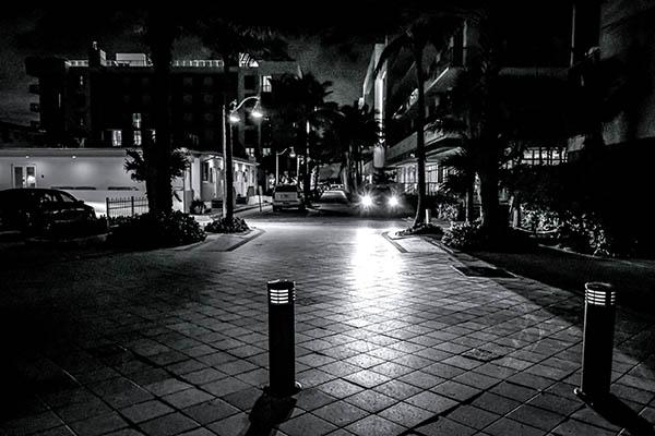 Hurricane - Empty Streets