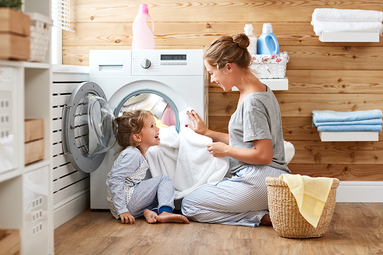Energy Efficiency | Laundry Energy Conservation image