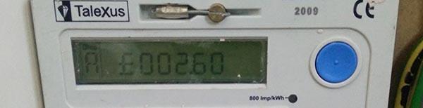 Prepayment Meters Style - Smart Meters Taking Over