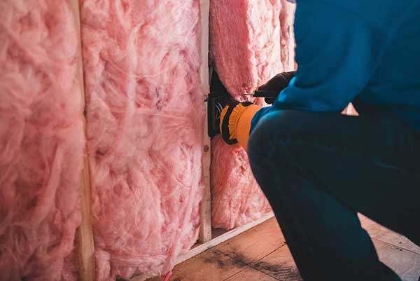 Energy Efficient Fixes Insulation at Home