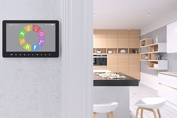 Smart Home Technology Setting | at Home Smart Products