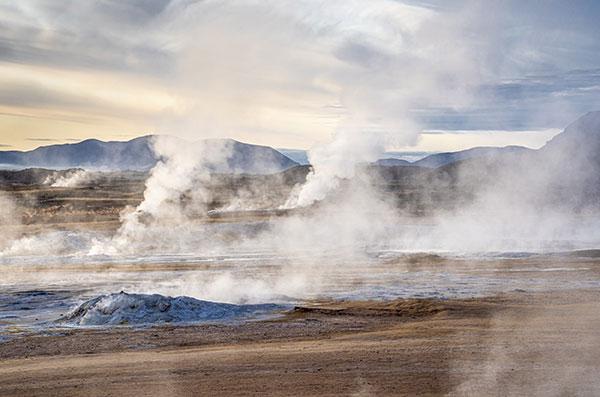 Geothermal Energy | Origins and How it is Generate image