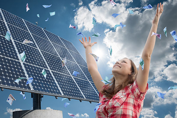Best Electricity Companies | Consumer Choice - solar panel image