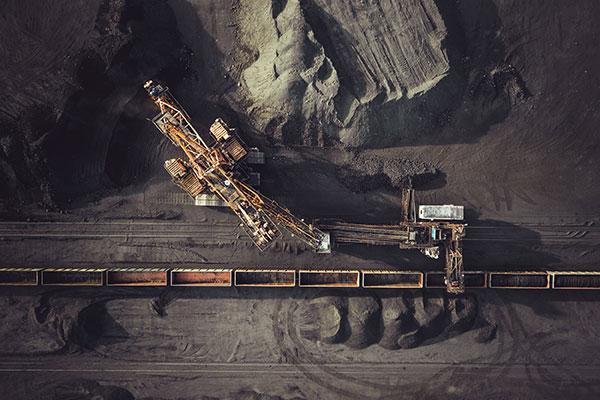 Energy Conservation Importance | Non-Renewable Resources -quarry image