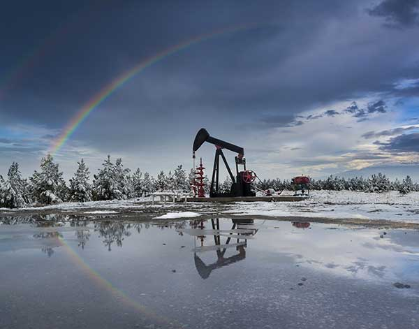 Natural Gas Detect and Locate | Drilling operation image