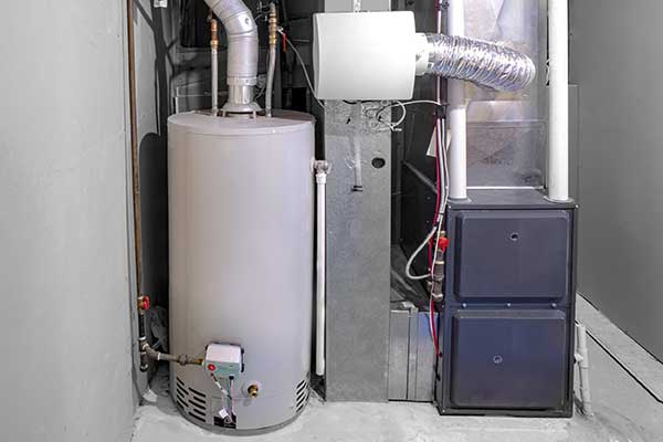 Natural Gas Home Use - Furnace image