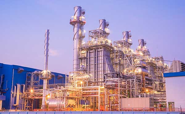 Natural Gas Use Gas Power Plant image