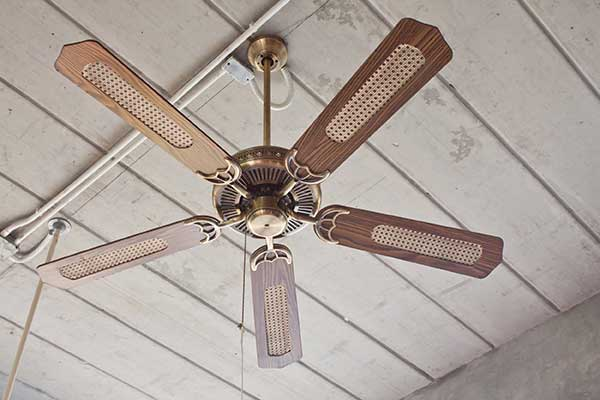 Ceiling Fans Are They Outdated or Recommended