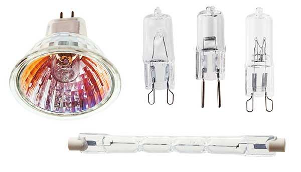 Halogen Bulbs Types photo