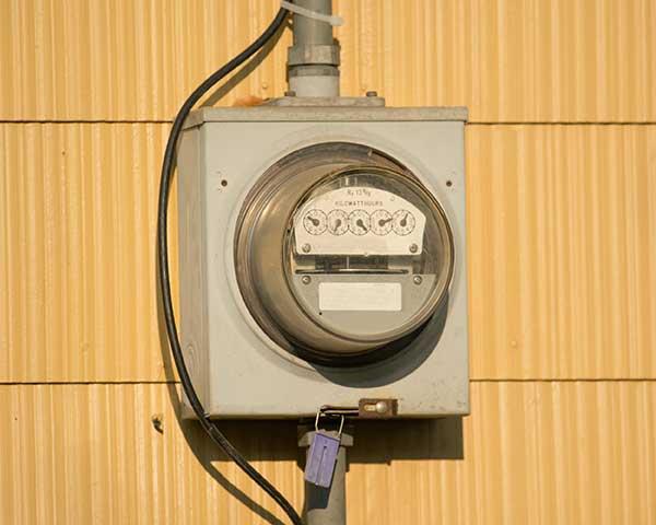 Kilowatt-Hours Use | United States | Average Meter photo