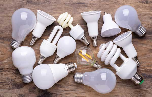 Types of Light Bulbs: A Brief History and Buying Guide