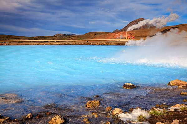 Geothermal Energy | Example on Lake