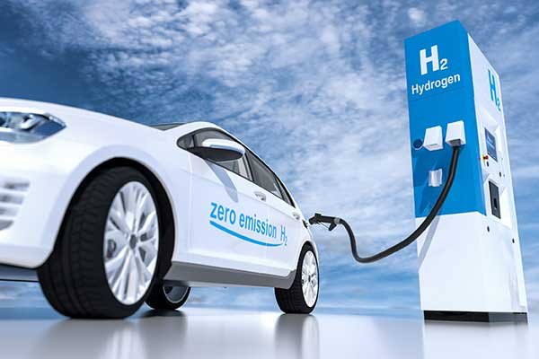 Green Hydrogen | Growing Zero Emissions Fueling Image