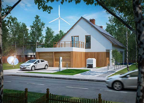 Alternative Energy In Home Use