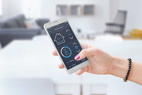 Programmable Thermostat Using iPhone