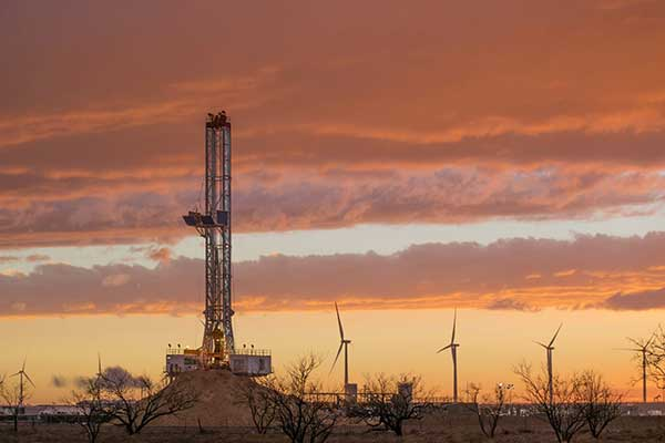 What Is Fracking | Energy Production Industrial image